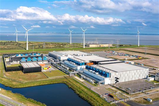 Google datacenter Eemshaven