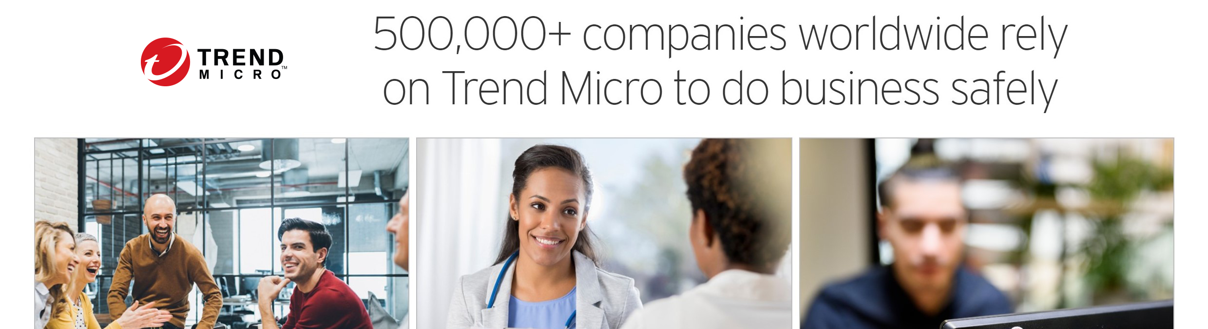 Trend Micro cybersecurity